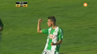 GOLO! Vitória FC, Ricardo Horta aos 67', Vitória FC 3-0 CD Nacional