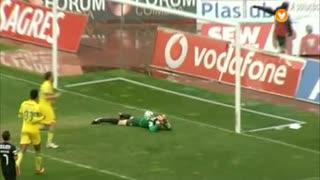 GOLO! FC P.Ferreira, Manuel José aos 22', A. Académica 1-1 FC P.Ferreira