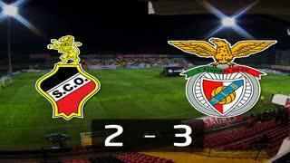 I Liga (13ªJ): Resumo SC Olhanense 2-3 SL Benfica