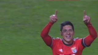 GOLO! SL Benfica, Enzo Pérez aos 58', SL Benfica 3-0 A. Académica
