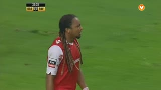 SC Braga, Jogada, Alan aos 33'