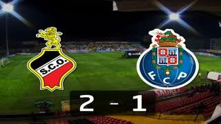 Liga (29ª J): Resumo Olhanense 2-1 FC Porto