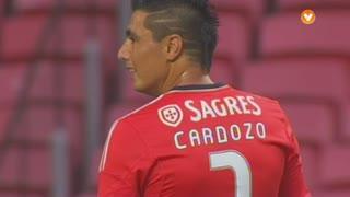 SL Benfica, Jogada, Cardozo aos 9'