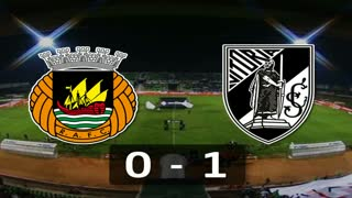 I Liga (4ªJ): Resumo Rio Ave FC 0-1 Vitória SC