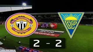 Liga (16ª J): Resumo Nacional 2-2 Estoril