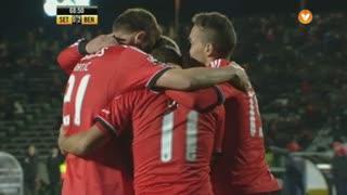 GOLO! SL Benfica, Lima aos 69', Vitória FC 0-2 SL Benfica