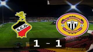 Liga (24ª J): Resumo Olhanense 1-1 Nacional