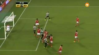 Sporting CP, Jogada, Mauricio aos 28'