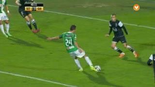 Vitória FC, Jogada, Pedro Queirós aos 40'