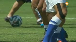Liga (30ª J): Resumo Belenenses 1-0 Arouca
