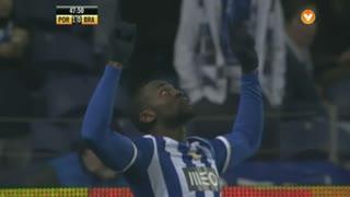 GOLO! FC Porto, Jackson Martínez aos 48', FC Porto 1-0 SC Braga