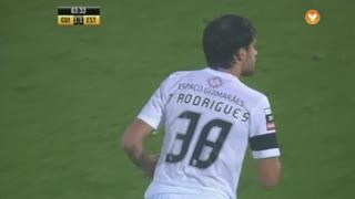 Vitória SC, Jogada, Tiago Rodrigues aos 64'