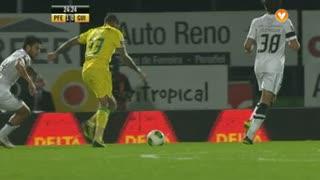 FC P.Ferreira, Jogada, Bebé aos 24'