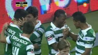 GOLO! Sporting CP, Carlos Mané aos 13', Sporting CP 1-0 SC Olhanense