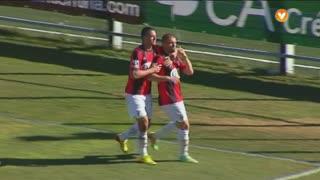 GOLO! SC Olhanense, Dionisi aos 42', SC Olhanense 1-1 CD Nacional