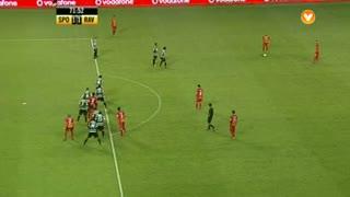 GOLO! Rio Ave FC, Tarantini aos 72', Sporting CP 1-1 Rio Ave FC