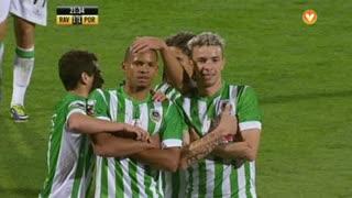 GOLO! Rio Ave FC, Edimar aos 21', Rio Ave FC 1-1 FC Porto