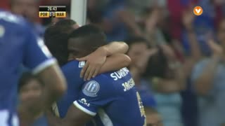 GOLO! FC Porto, Jackson Martínez aos 27', FC Porto 1-0 Marítimo M.