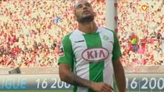 Vitória FC, Jogada, Rafael Martins aos 10'