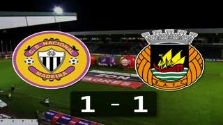 Liga (21ª J): Resumo Nacional 1-1 Rio Ave