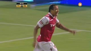 GOLO! SC Braga, Felipe Pardo aos 65', FC P.Ferreira 0-2 SC Braga