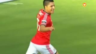 GOLO! SL Benfica, Enzo Pérez aos 4', SL Benfica 1-0 FC P.Ferreira