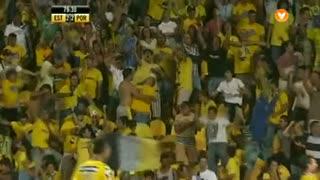 GOLO! Estoril Praia, Luís Leal aos 80', Estoril Praia 2-2 FC Porto