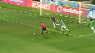GOLO! SC Olhanense, Dionisi aos 88', SC Olhanense 2-1 Vitória FC