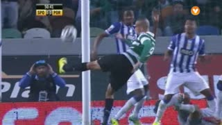 Sporting CP, Jogada, Carlos Mané aos 51'