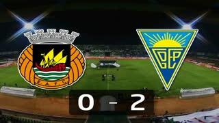 Liga (10ª J): Resumo Rio Ave 0-2 Estoril