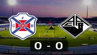 Liga (19ª J): Resumo Belenenses 0-0 Académica
