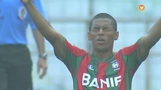 GOLO! Marítimo M., Derley aos 50', Marítimo M. 2-1 FC P.Ferreira