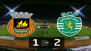 Liga (20ª J): Resumo Rio Ave 1-2 Sporting