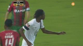 Vitória SC, Jogada, Abdoulaye Ba aos 22'