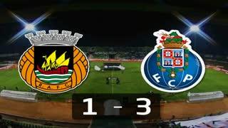I Liga (13ªJ): Resumo Rio Ave FC 1-3 FC Porto