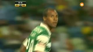 Sporting CP, Jogada, Wilson Eduardo aos 2'