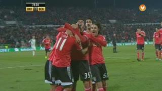 GOLO! SL Benfica, Lima aos 78', Rio Ave FC 1-3 SL Benfica