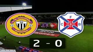 I Liga (18ªJ): Resumo CD Nacional 2-0 Os Belenenses