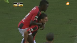 GOLO! SC Olhanense, Agon Mehmeti aos 16', SC Olhanense 1-0 FC P.Ferreira