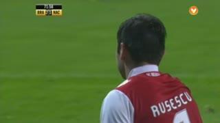 SC Braga, Jogada, Rusescu aos 72'