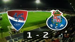 Liga (19ª J): Resumo Gil Vicente 1-2 FC Porto