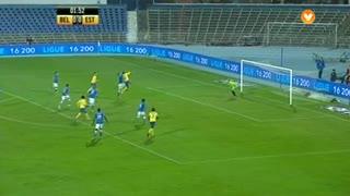 Liga (14ª J): Resumo Belenenses 0-0 Estoril