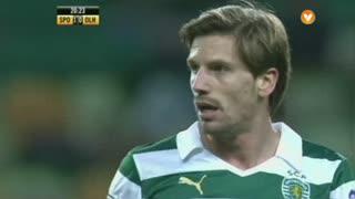 Sporting CP, Jogada, Adrien aos 20'