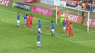 Gil Vicente FC, Jogada, Keita aos 45'