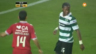 Sporting CP, Jogada, Carlos Mané aos 33'