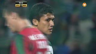 Sporting CP, Jogada, Montero aos 61'