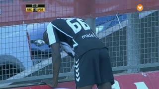CD Nacional, Jogada, Ali Ghazal aos 22'