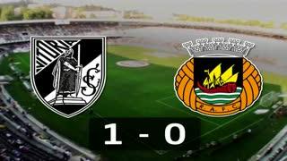I Liga (19ªJ): Resumo Vitória SC 1-0 Rio Ave FC