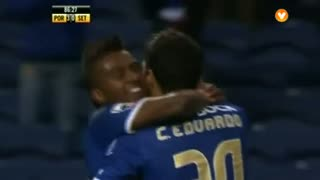 GOLO! FC Porto, Carlos Eduardo aos 86', FC Porto 3-0 Vitória FC