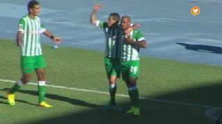 GOLO! Rio Ave FC, Del Valle aos 89', Belenenses 0-3 Rio Ave FC
